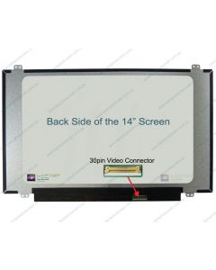 BOE NT140WHM-N31 Replacement Laptop LCD Screen Panel