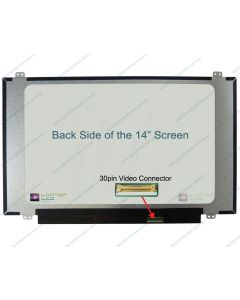 BOE NT140WHM-N41 V8.1 Replacement Laptop LCD Screen Panel