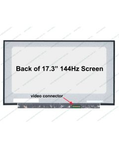 BOE NV173FHM-N44 V3.1 Replacement Laptop LCD Screen Panel (144Hz)