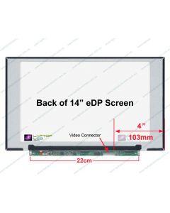 Lenovo IdeaPad 1-14IGL05 81VU0003AU Replacement Laptop LCD Screen Panel