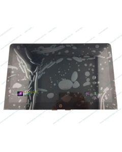 HP ENVY X360 Replacement Laptop LCD Screen with Touch Glass Digitizer and Frame / Bezel 856811-001 GENERIC
