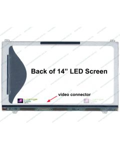 Toshiba P000563100 Replacement Laptop LCD Screen Panel
