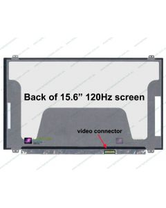 Chi Mei N156HHE-GA1 REV.C1 Replacement Laptop LCD Screen Panel (120Hz)