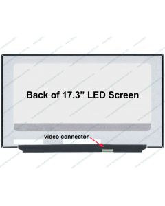 BOE NV173FHM-N49 V8.0 Replacement Laptop LCD Screen Panel (IPS)