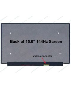 HP 15-DK0223TX 7WY29PA Replacement Laptop LCD Screen Panel (144Hz)
